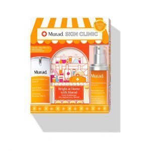 Bright at Home With Murad Gift Set