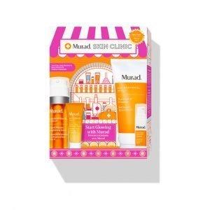 Start Glowing With Murad Gift Set
